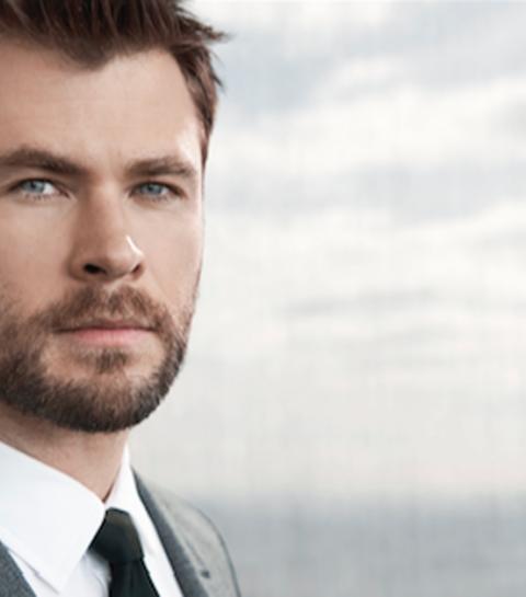 Hottie alert: wij mochten op de koffie bij Chris Hemsworth