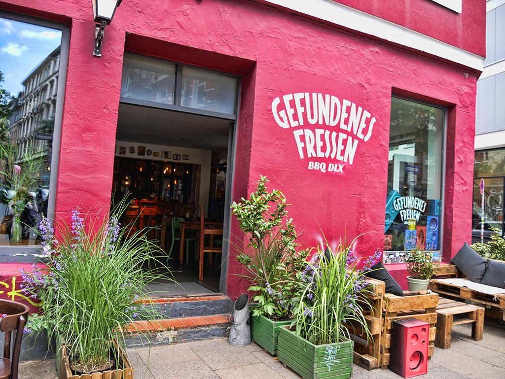 Gefundenes Fressen, food, Hamburg