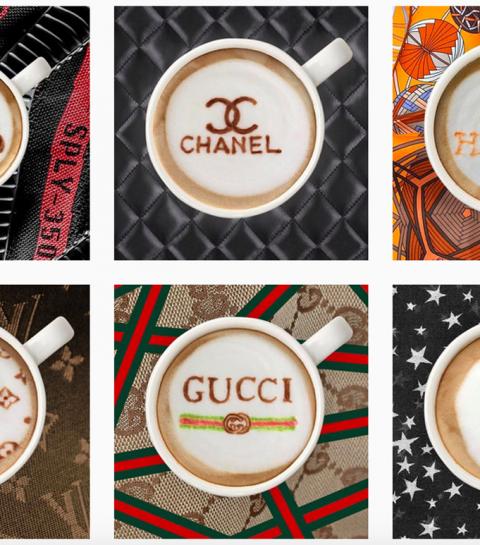 Koffietrend: de design latte