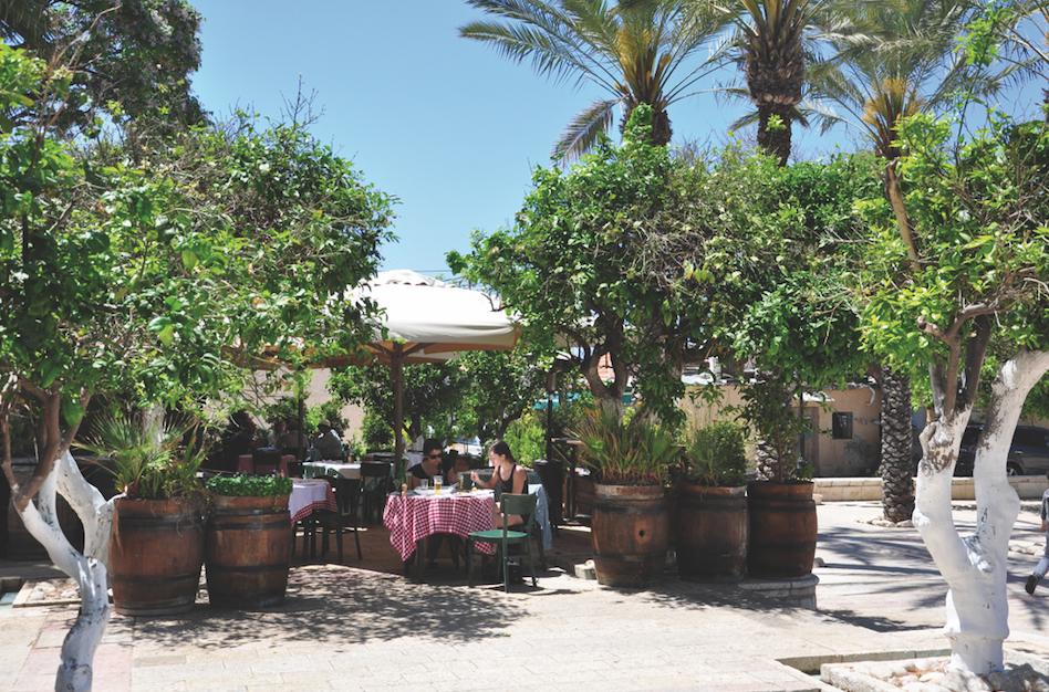 Tel Aviv,Neve Tzedek,Restaurant,Bellini,pasta,Italiaans,citytrip