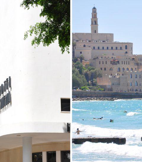 36 uur in Tel Aviv: 10 hotspots in de Bauhausstad