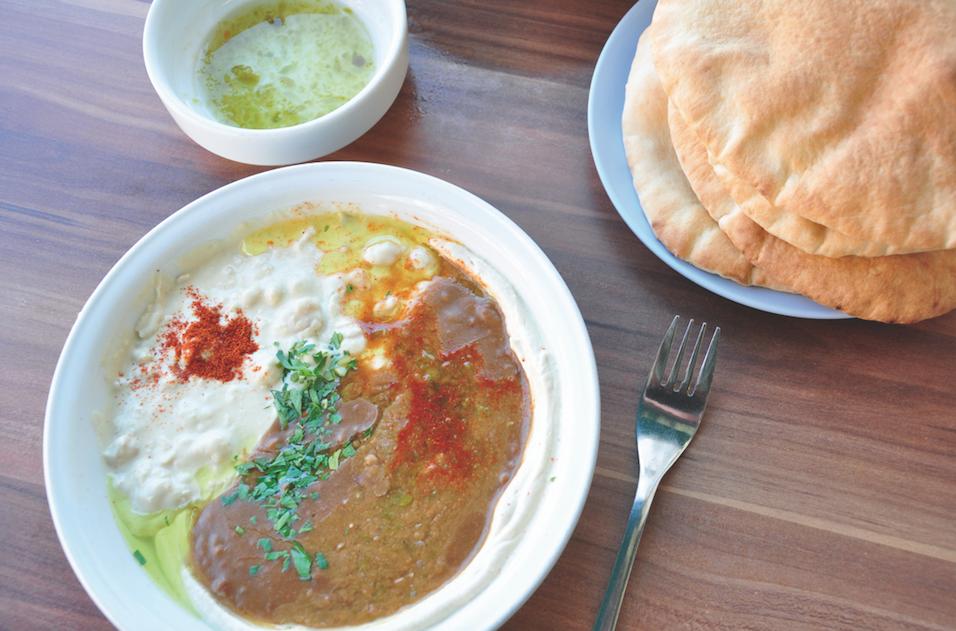 Tel Aviv,humus,houmous,hummus,Ali Caravan,Jaffa,oude stad,hotspots,citytrip