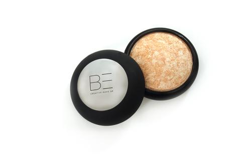 belgische beauty be creative make-up baked highlighter