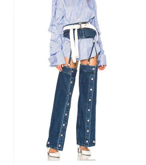 Fashion trend: broeken zonder kruis