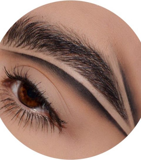 Beauty trend: opvallende brow carving