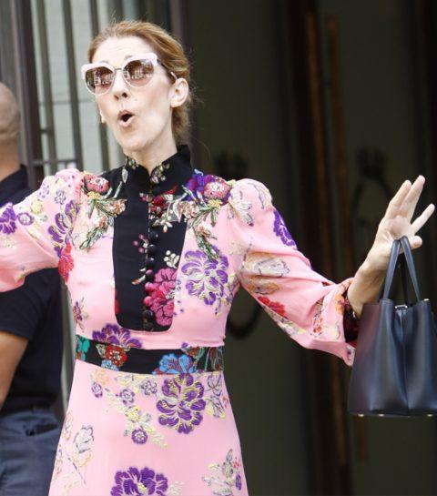 Wat is er met Celine Dion aan de hand?