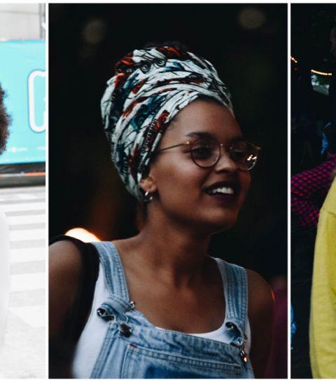 Streetstyle: dit waren de mooiste looks op Couleur Cafe