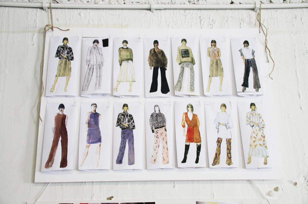 eline van ree prints zeefdruk belgisch design atelier