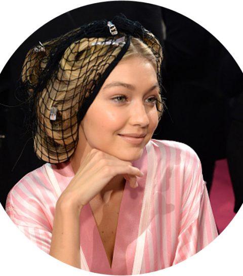 Gigi Hadid zegt lange lokken vaarwel