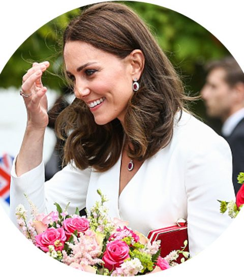 Is Kate Middleton zwanger van een derde kindje?