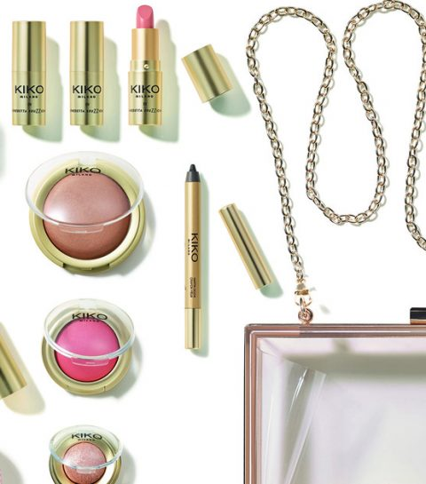 Mini Divas make-up van Kiko is perfect voor op vakantie