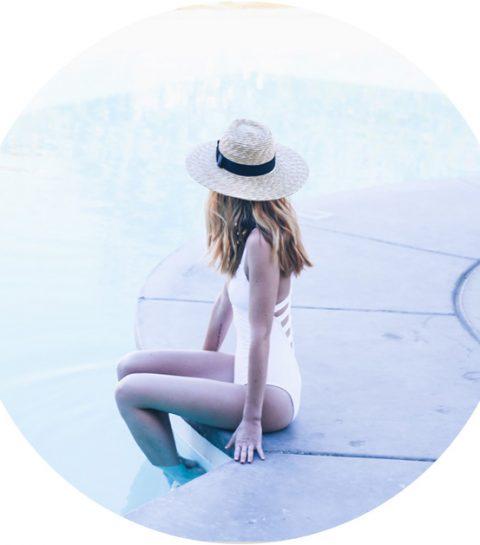 Dit is het populairste badpak op Pinterest