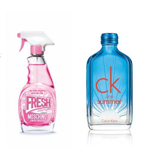 14 parfums die je in vakantiestemming brengen