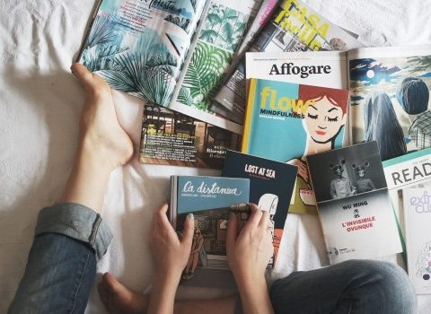 10 manieren om van alleen zijn te genieten