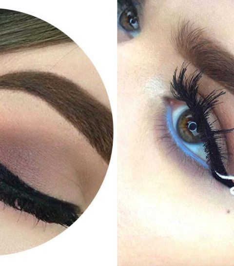 Beautytrend: ribbon liner is de nieuwe cateye