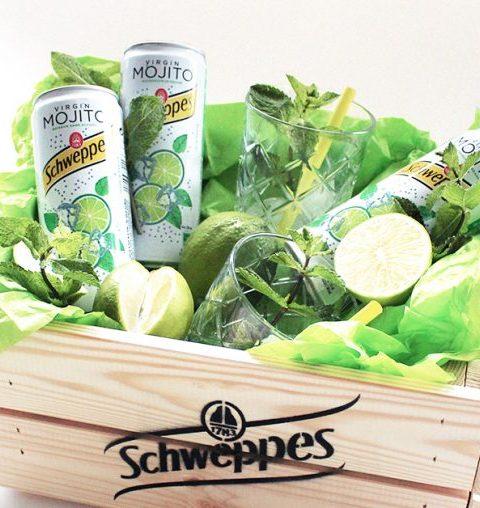 Getest door ELLE: de Virgin Mojito, unaniem verkozen tot het zomerdrankje