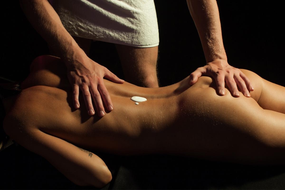 onschuldig massage seks