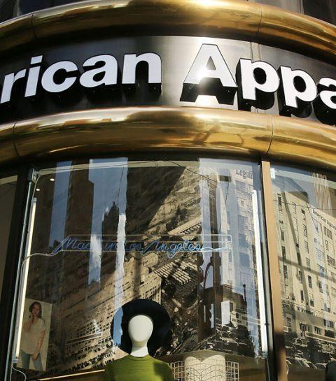 Goed nieuws: American Apparel komt terug