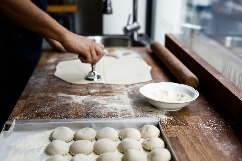 Recept van de Chef: Bottoni Cacio e Pepe van restaurant Racines - 3