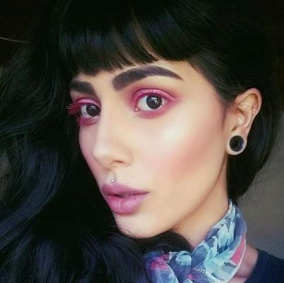 roze_oogschaduw_pink_tips_tricks
