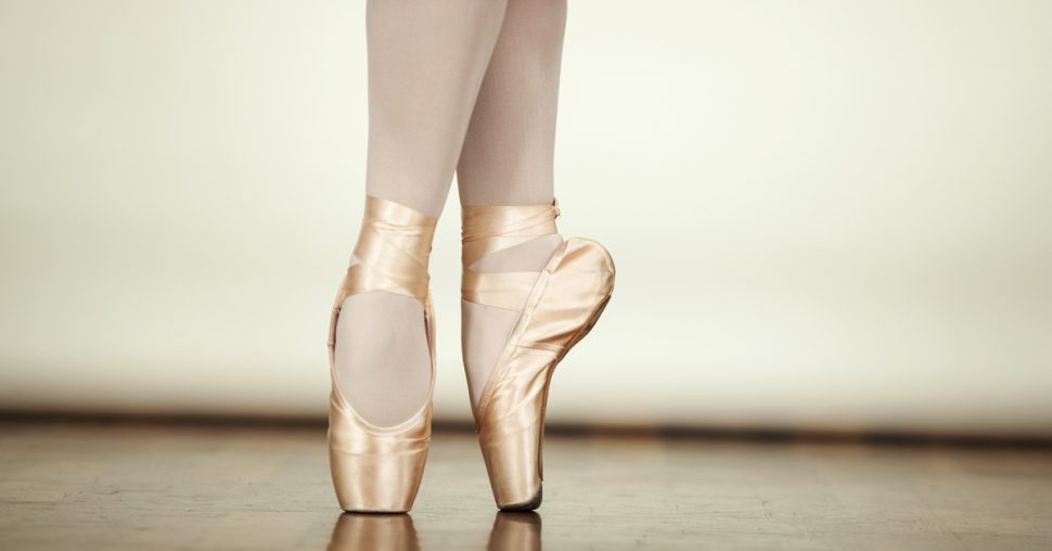 ballet pointes ballet vlaanderen tom de jager