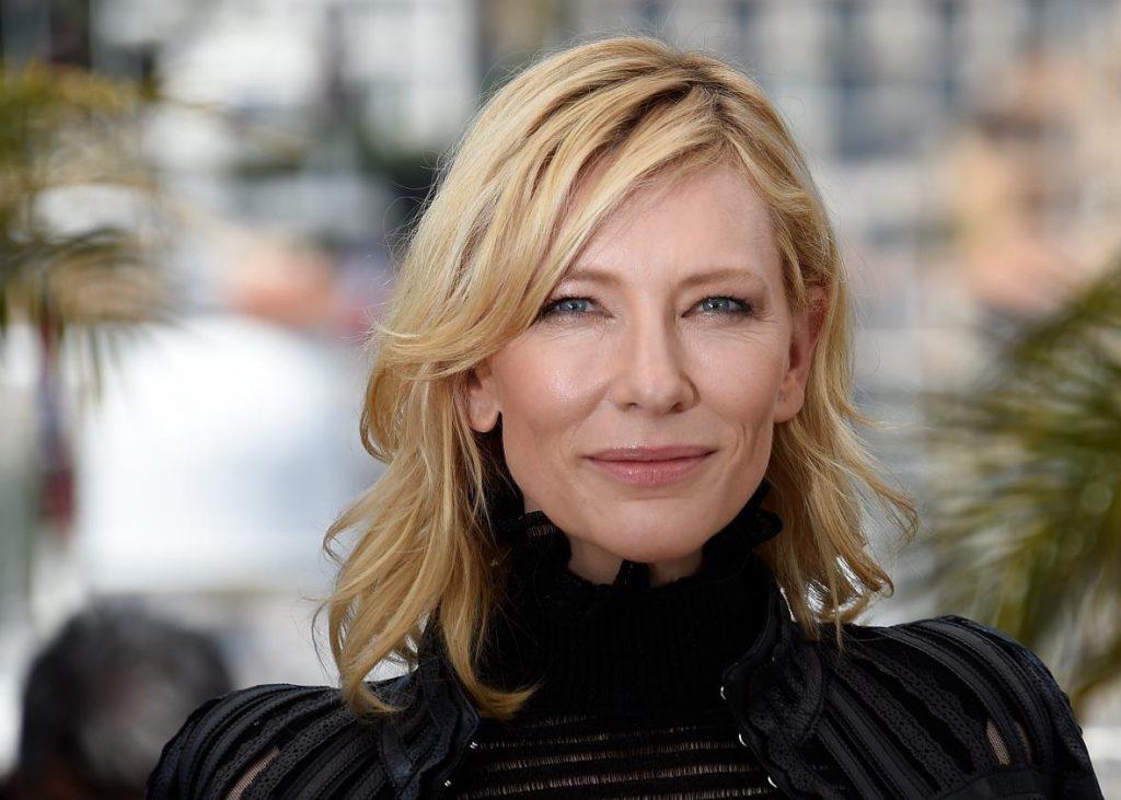 best betaalde actrice cate blanchett