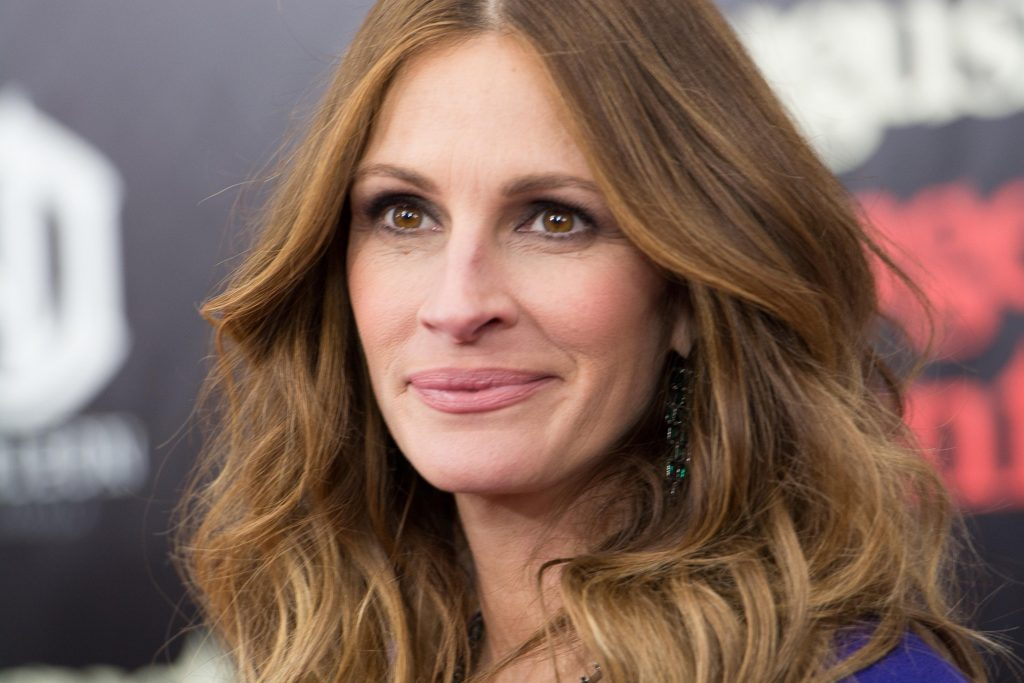 best betaalde actrice hollywood julia roberts