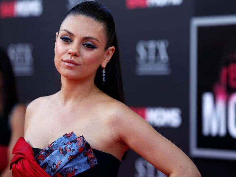 best betaalde hollywood actrice mila kunis