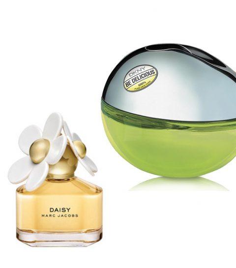 Deze parfums droeg ie-de-reen in de jaren 2000