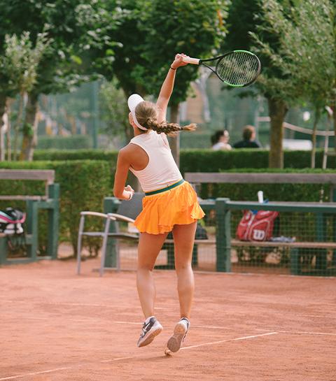 Bekijk hier alle foto's van de ELLE Tennis Cup 2020 !