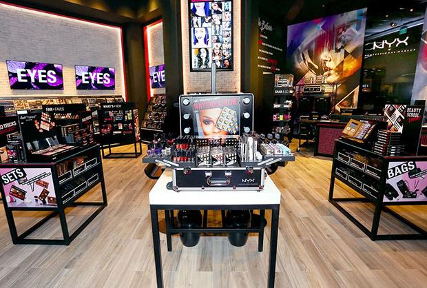 hasselt beauty adresjes nyx cosmetics