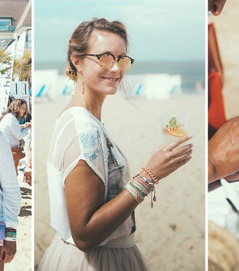 Bekijk hier alle foto's van de ELLE Beach Day 2017!