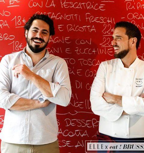 Recept van de Chef: Bottoni Cacio e Pepe van restaurant Racines
