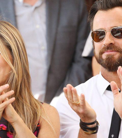 Eindelijk: hier is een foto van Jennifer Anistons bruidsjurk