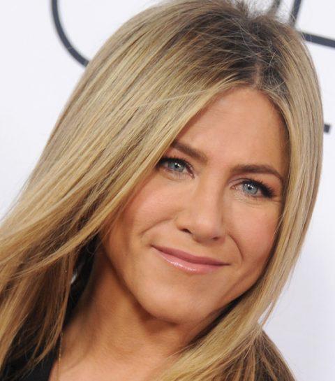 Jennifer Aniston spreekt voor het eerst over de zichtbare tepels van Rachel