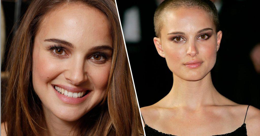 Coupe kaal: deze actrices schoren hun hoofd kaal voor een filmrol - 4