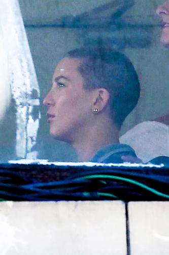 Coupe kaal: deze actrices schoren hun hoofd kaal voor een filmrol - 1