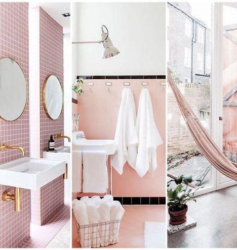 Hoe verwerk je millennial pink in je interieur?