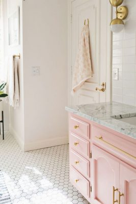 millenial pink interieur deco inspiratie