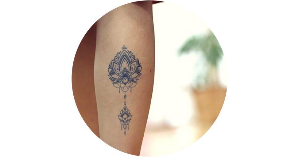 Ontwerp je eigen semi-permanente tattoo