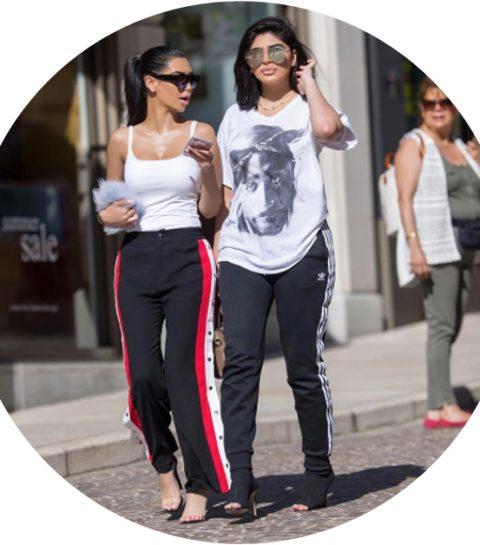 Creepy: deze zussen vormen een bijna identieke kopie van Kim Kardashian en Kylie Jenner