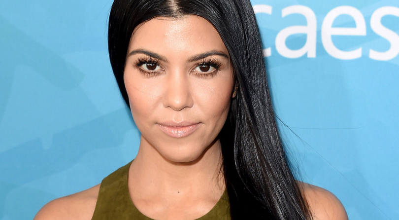 universiteit studeren kourtney kardashian