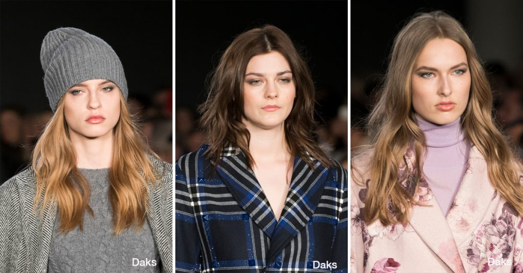 Kapsels trends najaar 2017 beach waves
