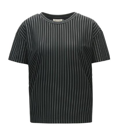 CKS friday shirt t zwart streepjes shopping top workwear