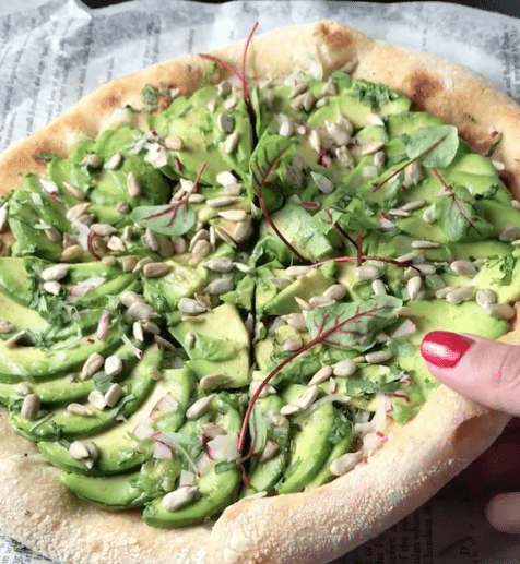 OMG: er bestaat nu ook avocado pizza - 1