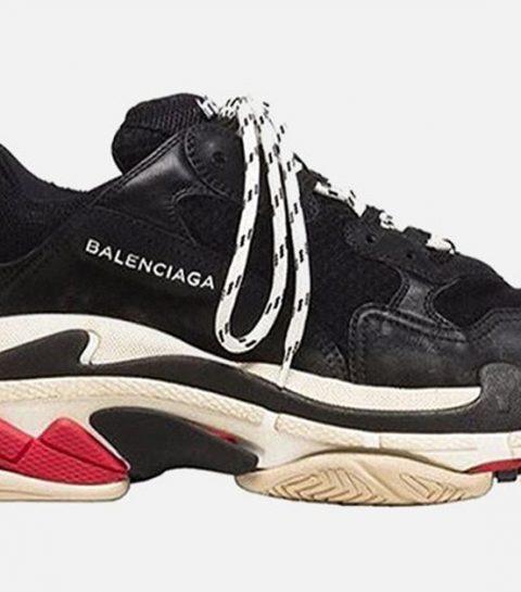 Verrassende modehit: zou jij deze ugly dad sneakers dragen?