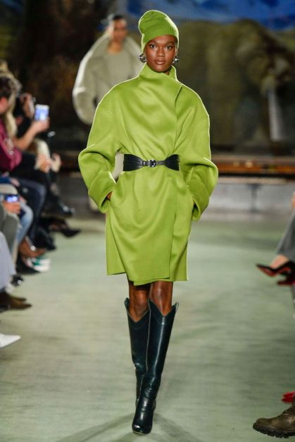 new york fashion week catwalk
