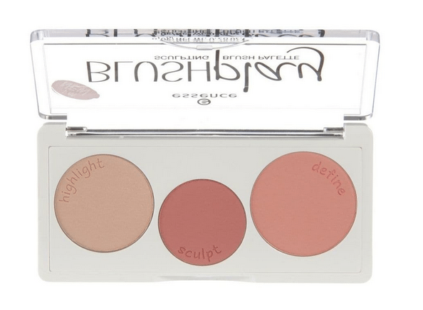 budget beauty essence blushplay sculpting blush palette