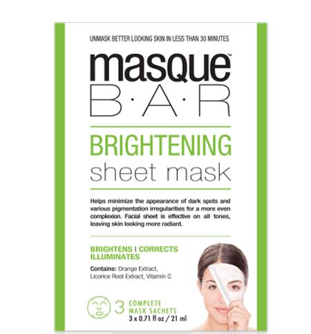 budget beauty masque bar