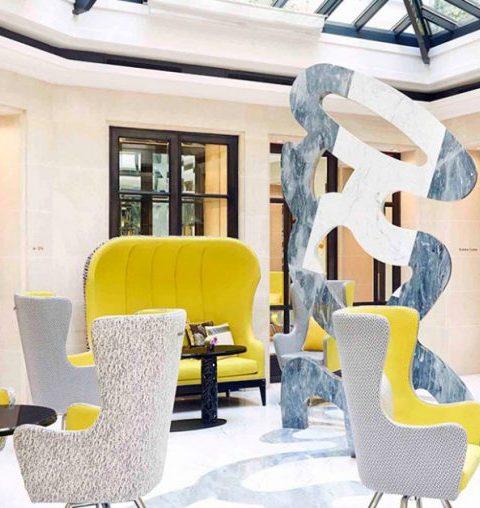 Ontdek het beste van Parijs in het prestigieuze Hotel Burgundy